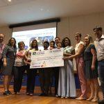 Projeto Tampinha Legal doa mais de R$ 8 mil à instituição de Colatina