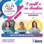 Empreendedorismo feminino em debate