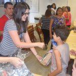 Colaboradores do Sistema Findes arrecadam 220 kits para pais e crianças internadas no Hospital infantil