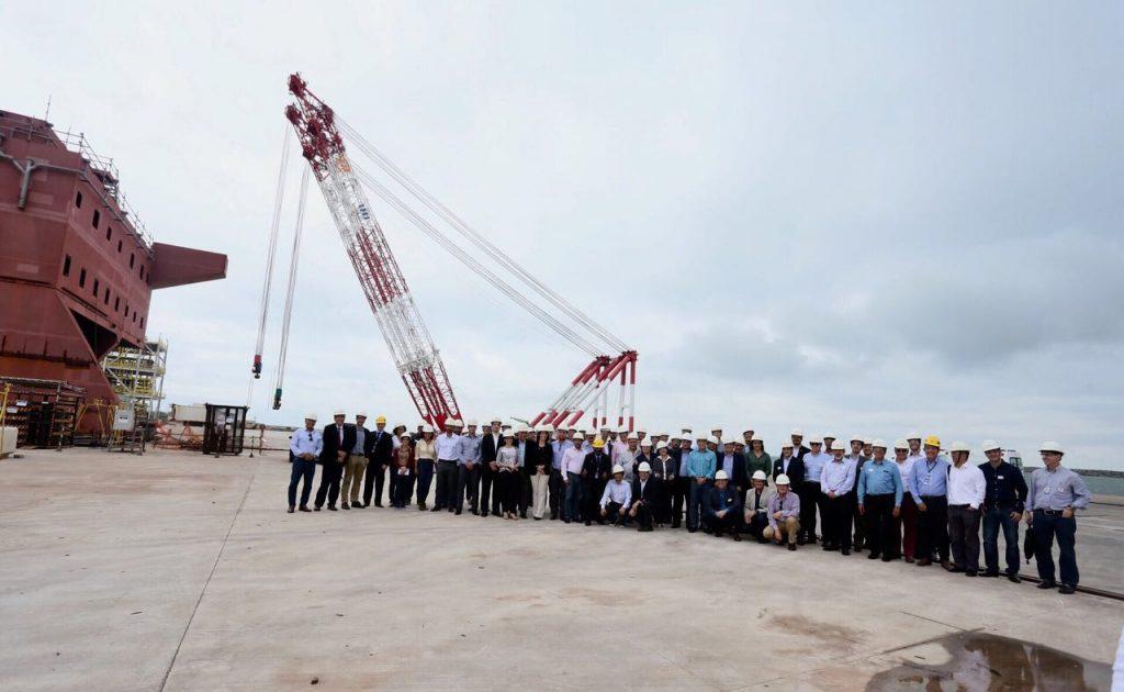 Representantes de operadoras, fretadoras e fornecedores do setor de óleo e gás participaram do RoadShow