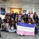 Alunos do Sesi-ES disputam torneio regional de robótica em MG