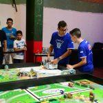 Equipe do Sesi-ES se classifica para etapa nacional do Torneio de Robótica