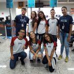 Equipe do Sesi-ES se prepara para etapa nacional de torneio de robótica