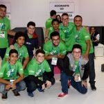 Equipes do Sesi-ES conquistam primeiro lugar do Desafio de Robótica, em Brasília