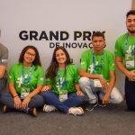 Alunos do Senai Aracruz participam de competição de inovação em Brasília