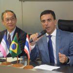 Findes recebeu embaixada da Tailândia durante encontro de negócios