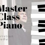 Camerata Sesi apresenta Masterclass Piano com Cristian Budu
